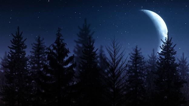 Mondnacht.