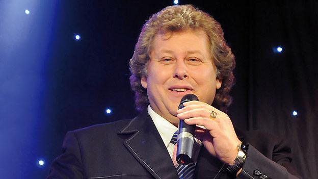 Marcello Alexander bei einem Auftritt.