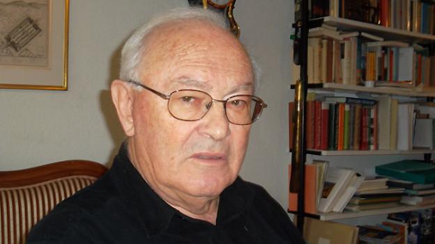 Hans Ritzmann: Wilchinger Rebbauer und Autor.