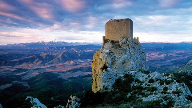 Ein fantastisches Flecken Erde Pays d'Aude.
