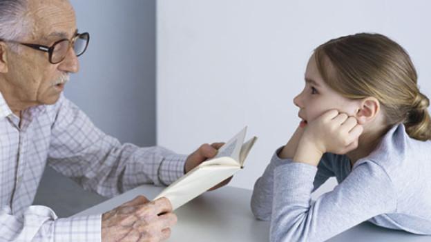 Dank Büchern mehr über den Andern erfahren.