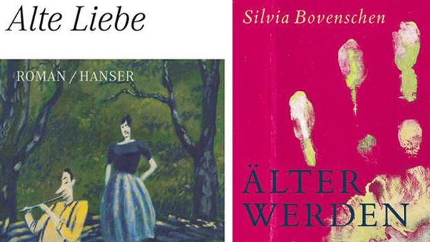 Zwei Romane übers älter werden und über Liebe im Alter-zwei unterschiedliche Lebenseinstellungen. Einmal sentimental, einmal witzig aber auf jeden Fall lesenswert.