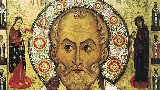 Der heilige Sankt Nikolaus soll-als Sohn reicher Eltern-sein gesamtes Vermögen den Armen gespendet haben.