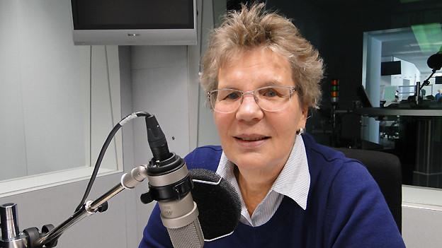 Ruth Koch ist regelmässig auf der Begegnungs-Plattform vom Magazin Zeitlupe anzutreffen. Sie schätzt auch die Diskussionen, die auf der Plattform zu bestimmten Themen geführt werden.