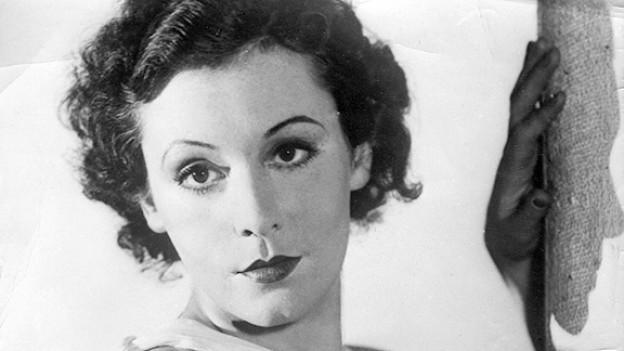 Filmstar und Sängerin Zarah Leander, aufgenommen im Jahr 1936. Die im Jahr 1981 verstorbene Schauspielerin wäre am Donnerstag, 15. März 2012, 105 Jahre alt geworden.