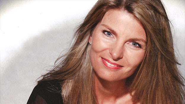 Franziska Wigger Profilfoto Nahaufnahme in Farbe.