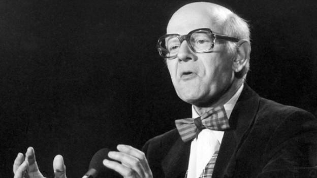Fredy Lienhard (1927-2012).