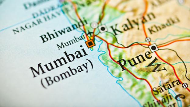 Bis 1996 hiess die Stadt an der Nordwestküste von Indien Bombay, heute trägt sie den Namen Mumbai.