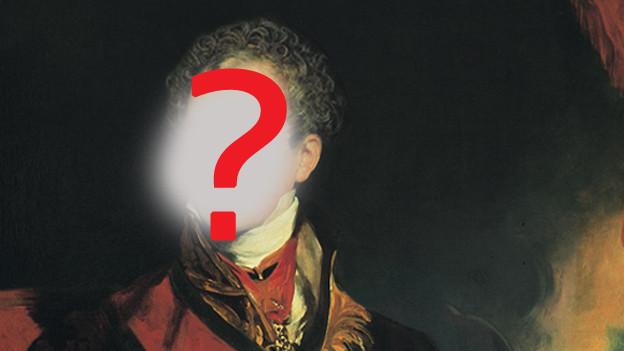 Ob hinter Gottfried Stutz ein berühmter Adliger aus vergangenen Zeiten steckt?