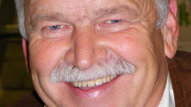 Wetterschmöcker Alois Holdener alias «Tannzapfen».