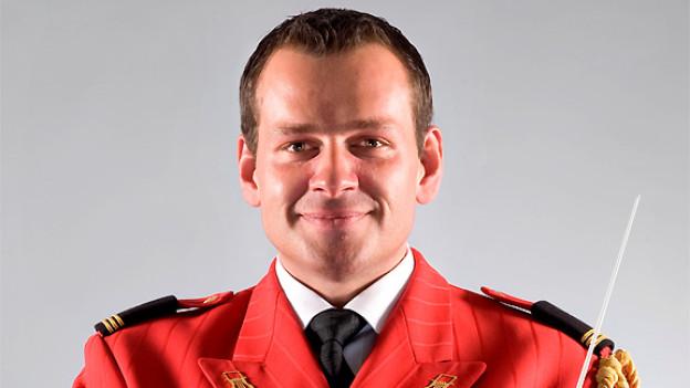 Major Aldo Werlen.