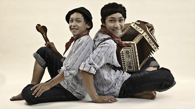 Florian & Seppli sind mit ihrer Musik auf Erfolgskurs.