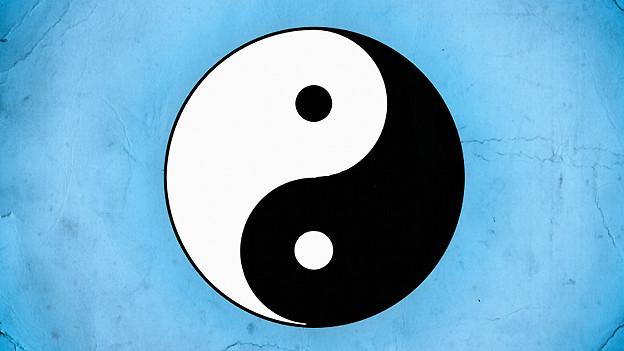 In der Traditionellen Chinesischen Medizin geht es darum, Yin und Yang im Gleichgewicht zu halten.
