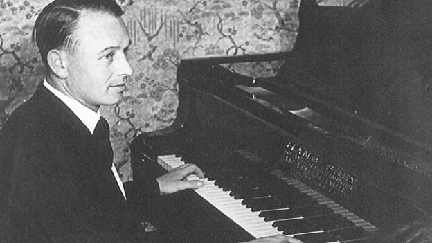 Das Talent des jungen Hans Frey wurde schon früh entdeckt und gefördert.