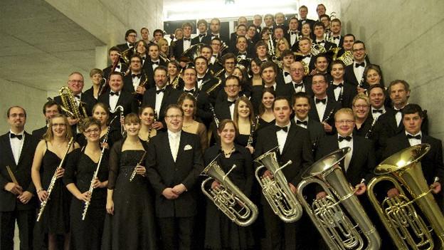 «Philharmonic Winds»: Das sinfonische Blasorchester wagt sich an Kompositionen, die nur selten gespielt werden.