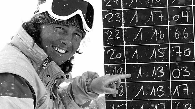 Ihre Lehrqualitäten hat Marie-Theres Nadig auch 1986 bewiesen. Am 13. April 1986 gewann sie in Arosa den Titel der Skilehr-Weltmeisterin.