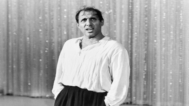 Adriano Celentano.