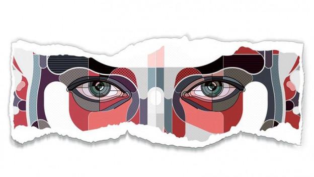 Bastian Bakers Augen