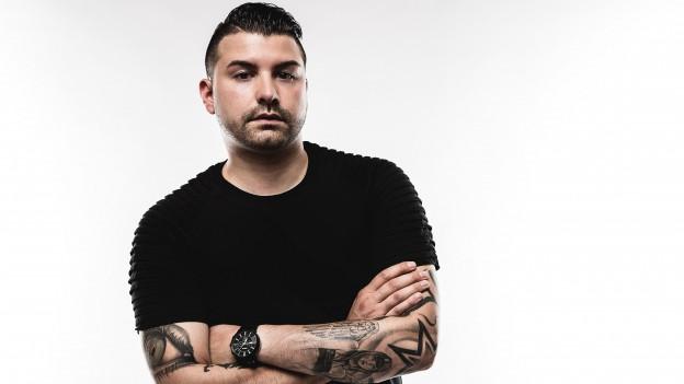 Der Produzent Alex Costanzo
