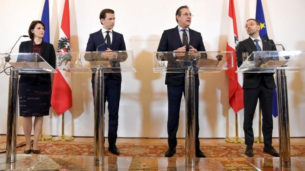 Die Österreichische Regierung hat beim gestrigen Treffen des Ministerrates die Gesetzesverschärfung beschlossen.