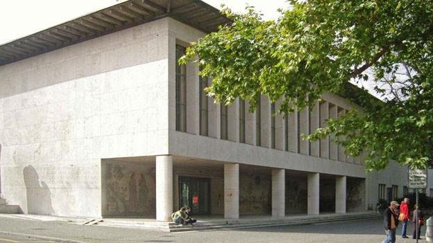 Kollegiengebäude der Universtität Basel