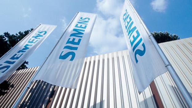 Siemens will ihren Neubau in Baar realisieren.