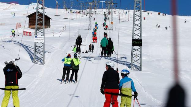 Euro-Rabatt in Obersaxen ärgert andere Skigebiete