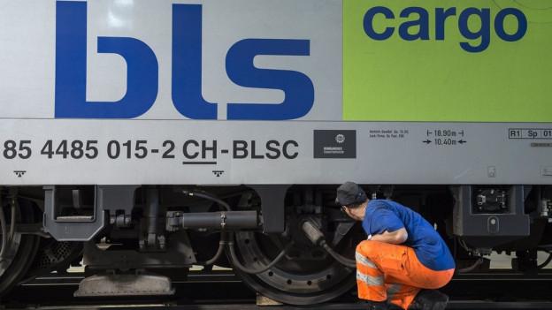 BLS Cargo erzielt auch dieses Jahr einen Gewinn.