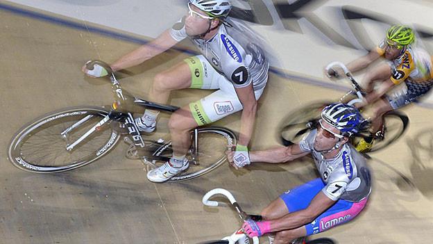 Das Sechstagerennen soll künftig in Zürich und in Grenchen stattfinden.