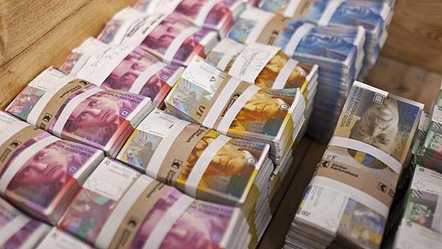 Das Budget 2013 des Kantons Solothurn sieht ein Defizit vor.