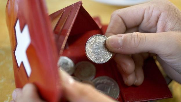 Doch nicht weniger Geld im Portemonnaie: Der Solothurner Kantonsrat hat eine Steuererhöhung abgelehnt.
