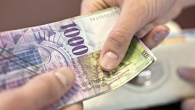 Die Steuerbelastung im Kanton Solothurn bleibt so, wie sie ist.