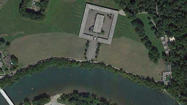 Das Truppenlager auf dem Waffenplatz Bremgarten an der Reuss: Wird es zu einer Asylunterkunft des Bundes?