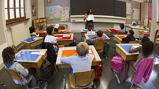 Eine zusätzliche Schulleiter-Stelle soll wieder Ruhe in die Schule Aarau bringen.