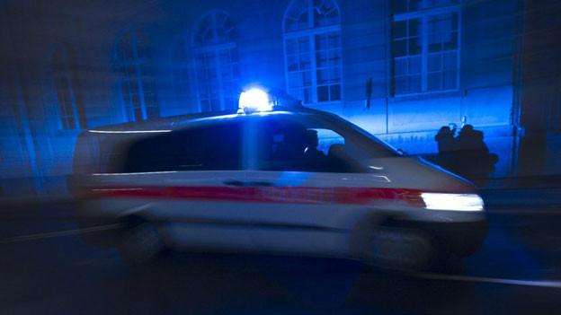 Mehr Polizeipräsenz für mehr Sicherheit.