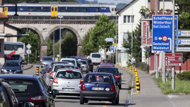 Die Enwicklung des Strassenverkehrs als Herausforderung