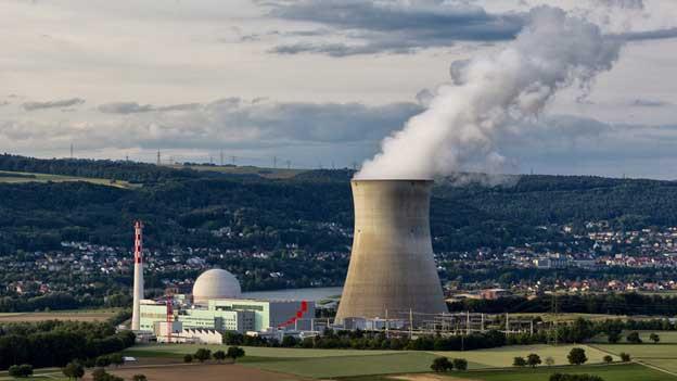 Gemäss TRAS sind die Bilanzen der Kernkraftwerke Leibstadt (Bild) und Gösgen geschönt.