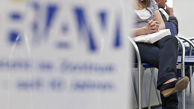 Im Aargau waren im Dezember wieder über 10'000 Personen bei den Regionalen Arbeitsvermittlungszentren als arbeitslos gemeldet.