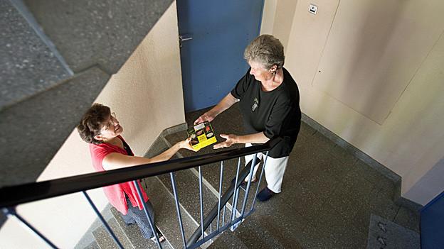 Die Senioren in der Region Brugg müssen trotz der Quarantäne im Alterszentrum Bärenmatte nicht hungern.
