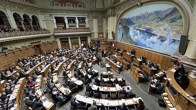 Im Nationalrat sitzt 2015 ein Aargauer mehr und ein Solothurner weniger.