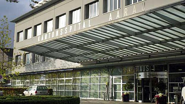 Die Aargauer Regierung will kein Kantonsspital Aargau aber ein wichtiges Kompetenzzentrum Akutmedizin.