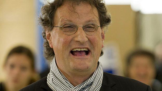 Geri Müller geht in den 2. Wahlgang.