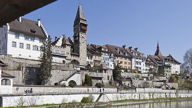 Bremgarten will möglichst keine Asylbewerber in der Stadt.