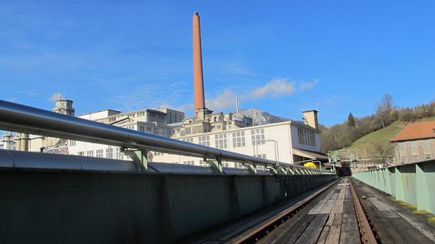 Den alten Fabrikhallen der Borregaard soll neues Leben eingehaucht werden.
