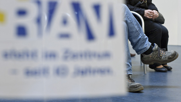 Erneut steigen die Arbeitslosenquoten in der Region. Dennoch bleiben die Zahlen unter dem Schweizer Durchschnitt.