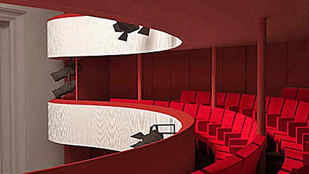 Fast 20 Millionen Franken wird die Sanierung des Solothurner Stadttheaters kosten. Erneuert wird auch die Bestuhlung.
