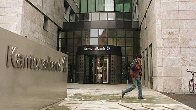 Die AKB machte 2012 einen Gewinn von über 99 Millionen Franken.