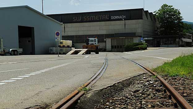 Mittelfristig braucht es eine Lösung für das 127'000 Quadratmeter grosse Areal der Swissmetal. Der Gemeinderat hat einen Vorschlag.