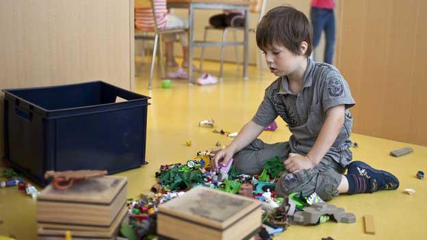 Die Kinderkrippe in der Aarauer Hirslanden-Klinik hat eine neue Trägerschaft.