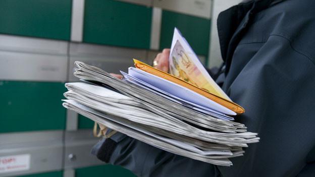 Post für Steuersünder: Wer auf den «Drohbrief» nicht reagiert hat, erhält nun eine letzte Chance von der Gemeinde.